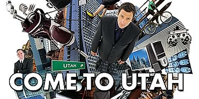 Come to Utah for UtahCEO magazine