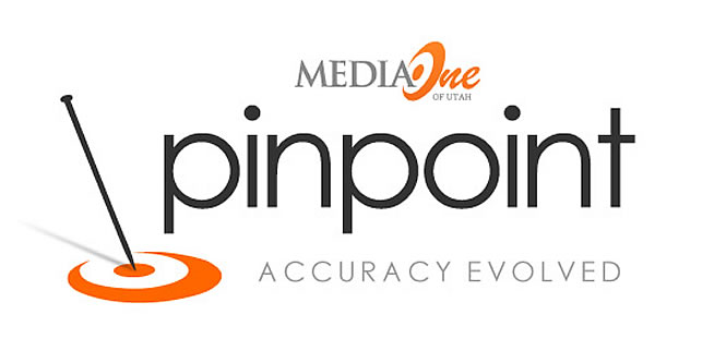 Pinpoint logo design