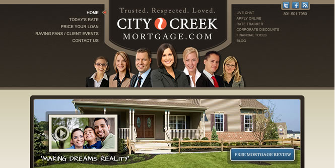 City Creek Mortgage